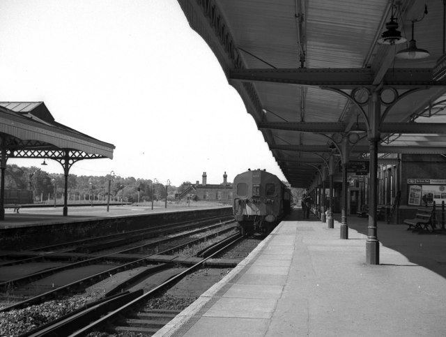 Coulsdon North station