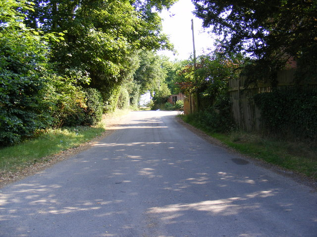 Pump House Lane, Sibton