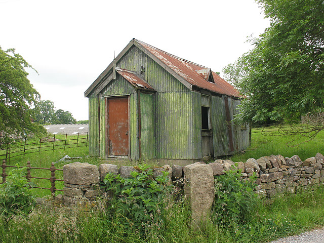 Tin Tabernacle at Thorlby