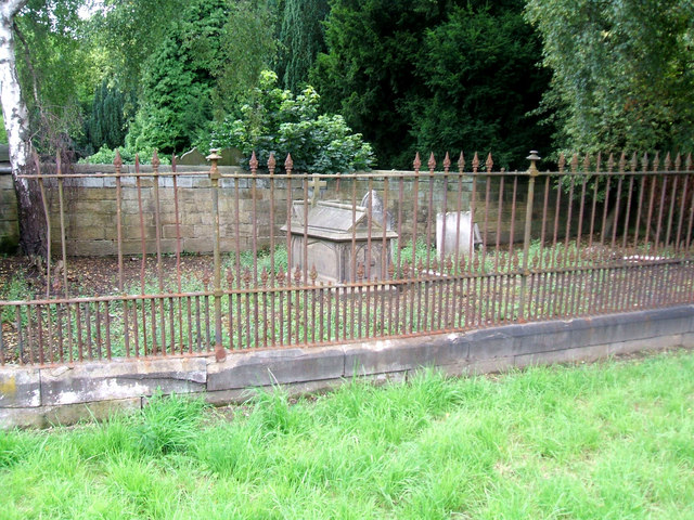 John Gully's Graveyard