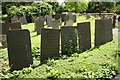 TF0436 : Lynn family graves by Richard Croft