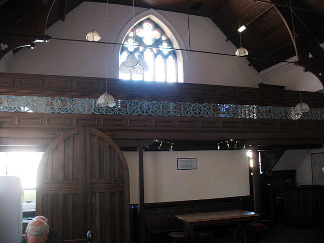 Interior of Kirkby Stephen youth hostel (1)