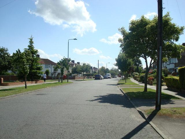 Belmont Lane, Chislehurst