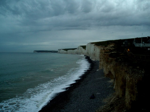 Seven Sisters as seen from Birling gap