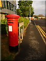 SZ1793 : Somerford: postbox № BH23 52, Somerford Road by Chris Downer