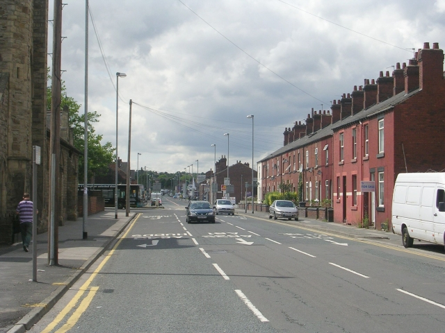 Dewsbury Road - Westgate End