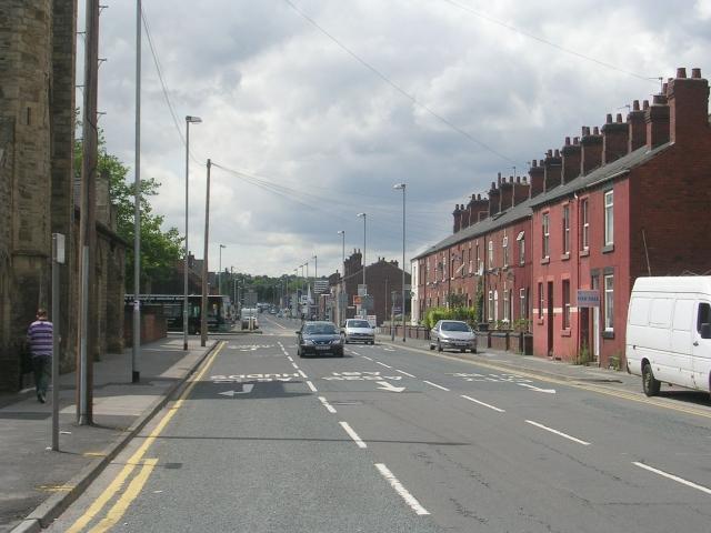 Dewsbury Road - Westgate End
