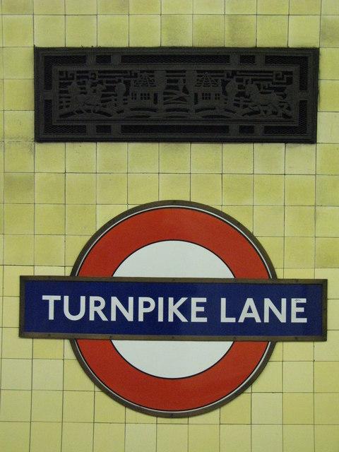 ventilation panel turnpike lane tube mike quinn cc. Black Bedroom Furniture Sets. Home Design Ideas