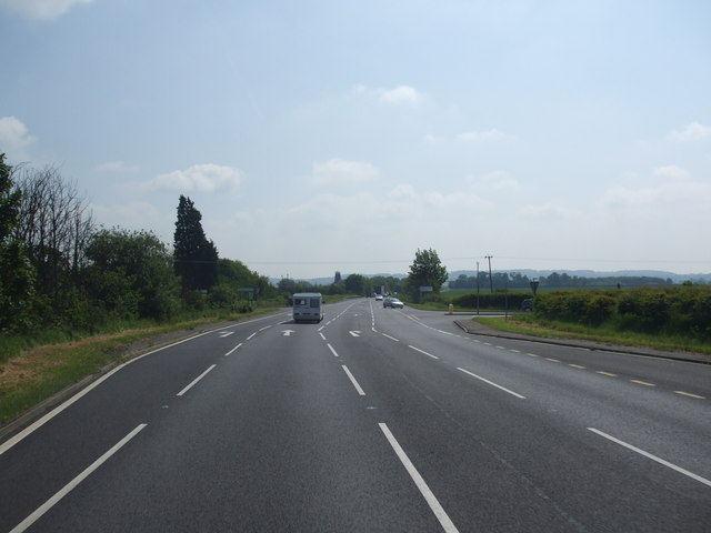 A17 Eastbound Stragglethorpe Junction