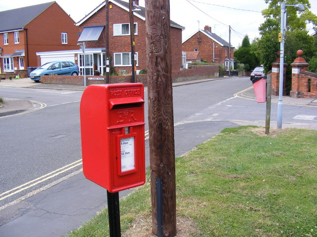 St.Johns Road Postbox