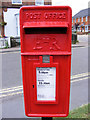 TM3863 : St.John's Road Postbox by Adrian Cable