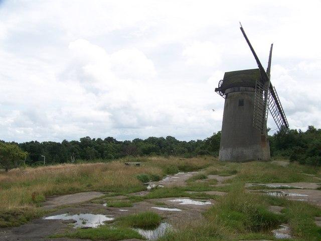 Bidston Windmill