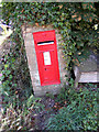 TM3561 : Low Street Victorian Postbox by Adrian Cable