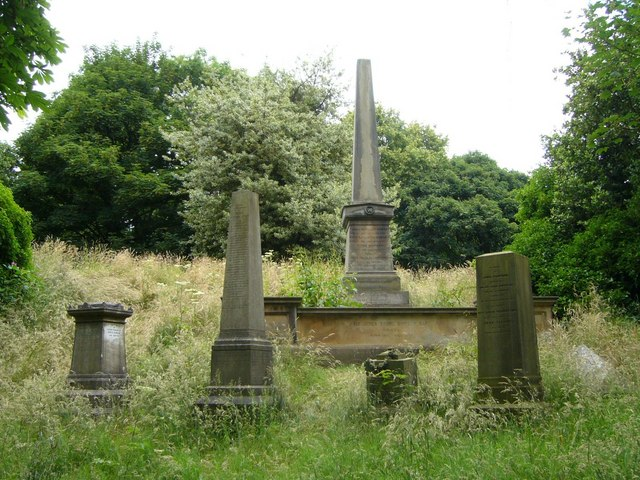 Photo: Gravestones