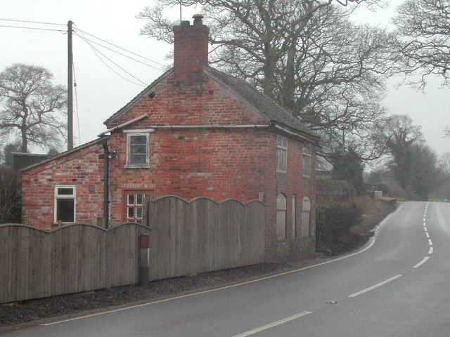 Toll House, Denstone Lane