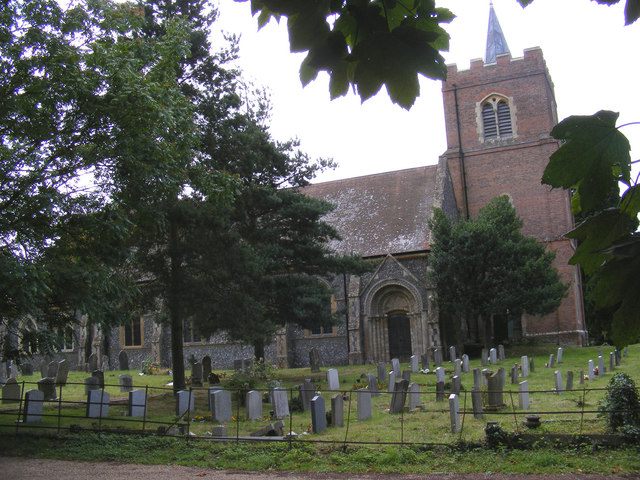 St.Mary the Virgin Church, Stansted Mountfitchet