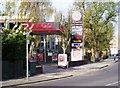 TQ3190 : Texaco petrol filling station, Lordship Lane, London N22 by Arb