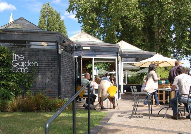 Garden Cafe Regents Park