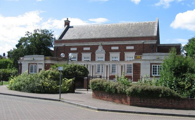 Braintree District Register Office, John Ray House, Bocking End, Braintree