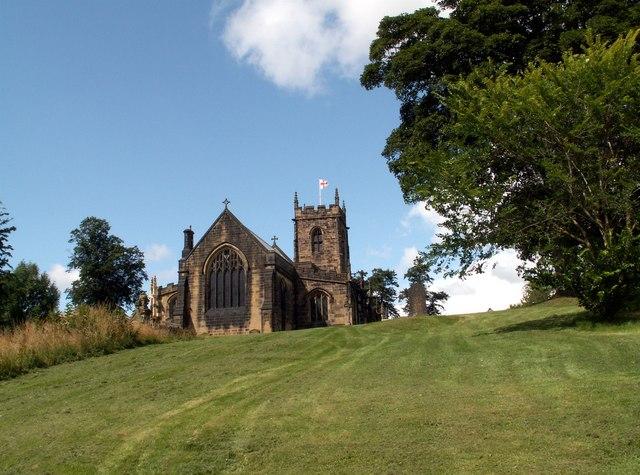 Silkstone All Saints Church © John Fielding :: Geograph ...