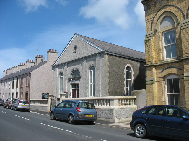 The New Park English Baptist Chapel, Newry Street