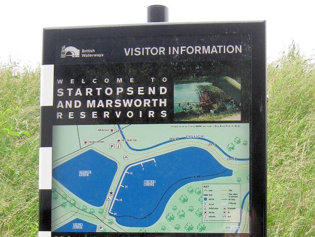 Startopsend Reservoir (Information)