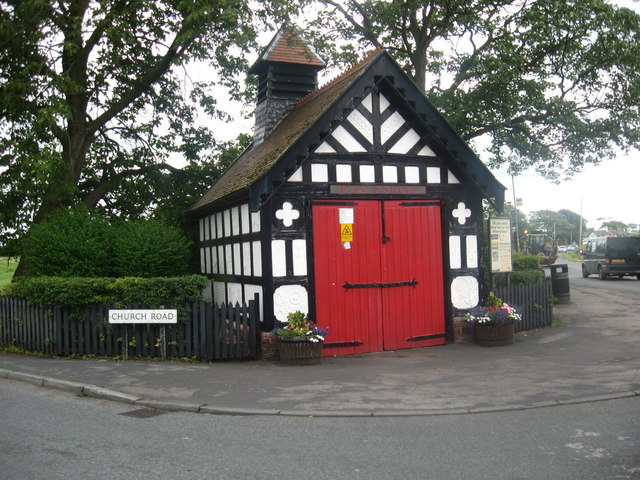 Singleton village hall blackpool