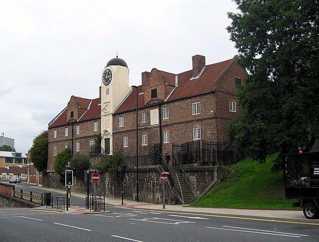 Keelman's Hospital