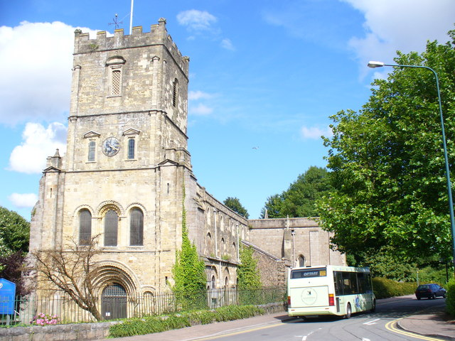Chepstow Parish Church