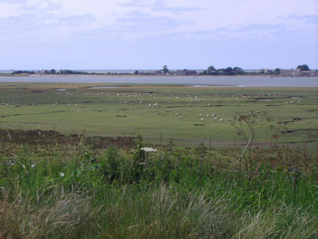 Sunderland Point from Glasson