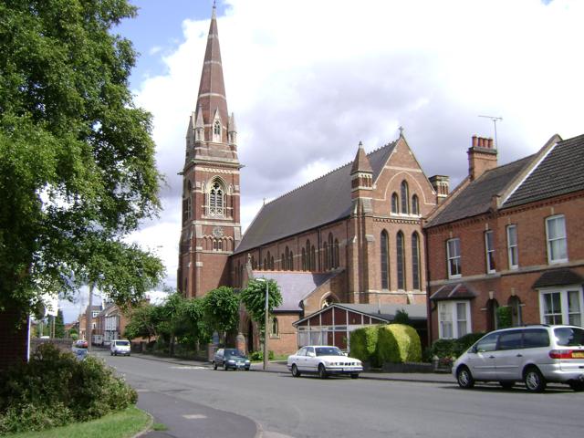 Baptist Church Leamington Spa