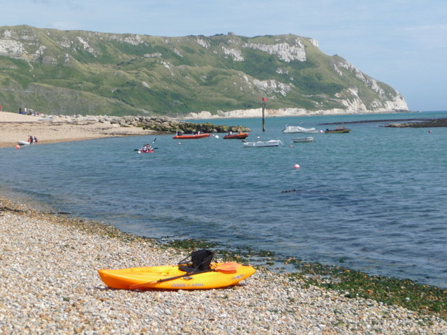 Ringstead: view towards White Nothe