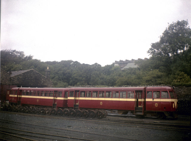 Second-hand diesels at Douglas
