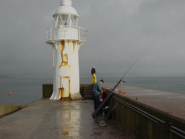 Brixham Breakwater Lighthouse