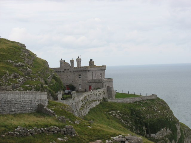 The Great Orme Lighthouse