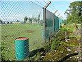 TL0459 : Bedford Autodrome perimeter 2 by Jonathan Billinger