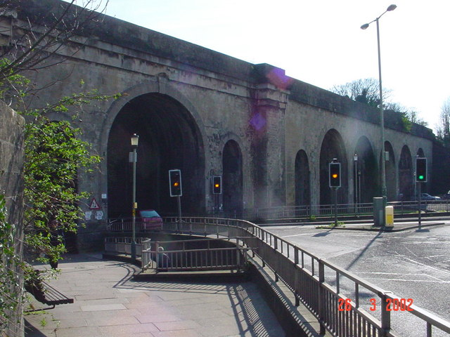 GWR arches Chippenham