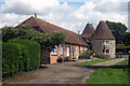 TQ9051 : The Oasts, Ashford Road, Lenham, Kent by Oast House Archive