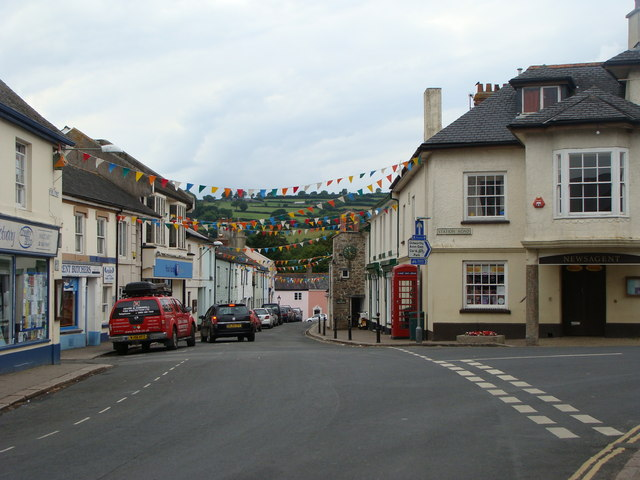 Church Street In Carnival Mood South Ruth Sharville