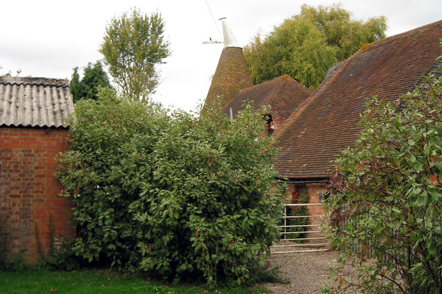 Kenfield Oast, Mill Lane, Smarden, Kent