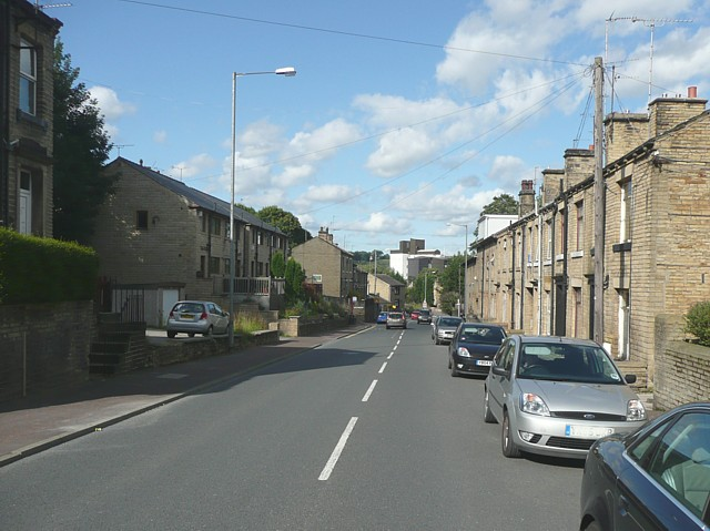 Bramston Street (A643), Rastrick