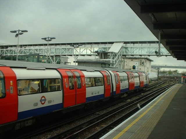 Wembley Park station