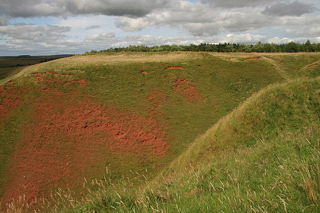 Blackcastle Rings Earthwork