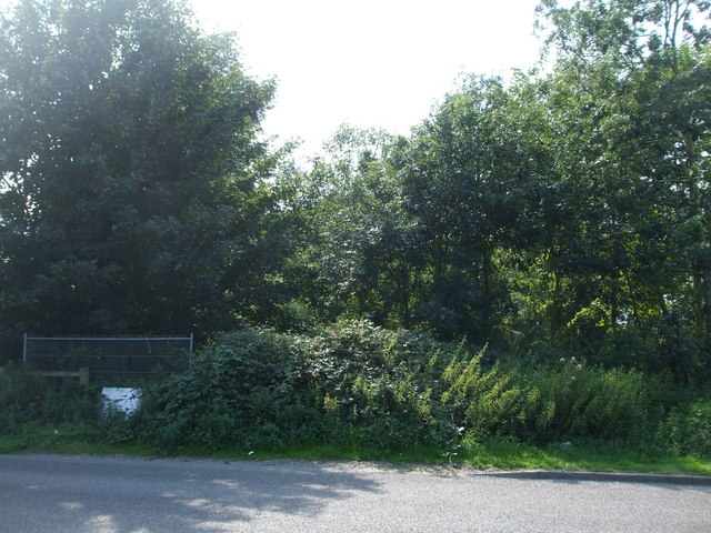 Former Level Crossing