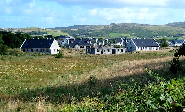 Unfinished Housing Development Unfinished Housing Development