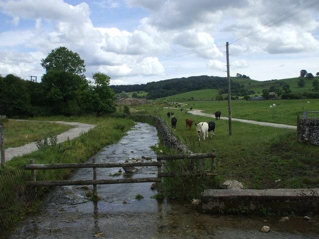 River Bradford, Youlgreave, Derbyshire