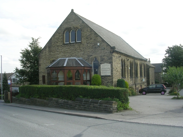 Norristhorpe United Reformed Church - Norristhorpe Lane
