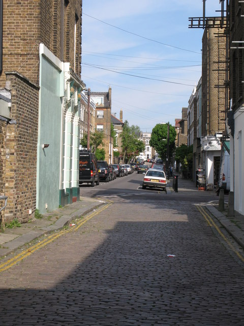 Railey Mews, NW5