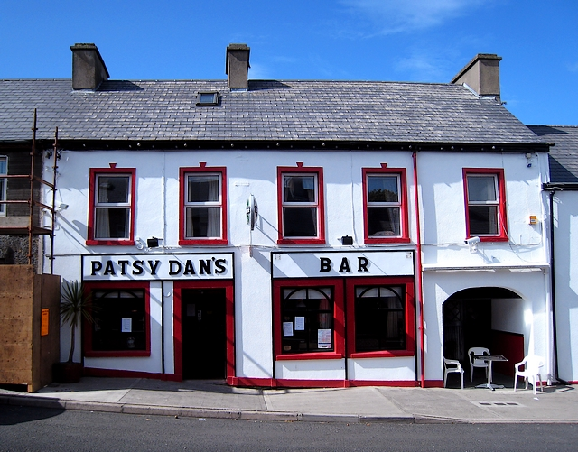 Dunfanaghy Ireland  city images : ... Dan's Bar, Dunfanaghy C Rossographer :: Geograph Britain and Ireland