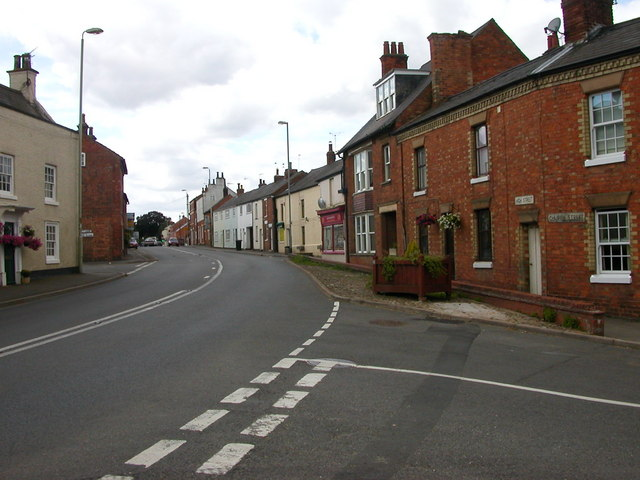 Husbands Bosworth High Street